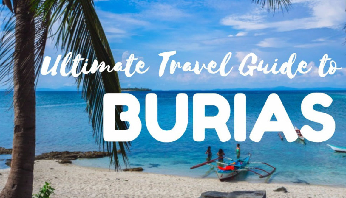 ultimate travel guide, advices and tips to burias island in masbate