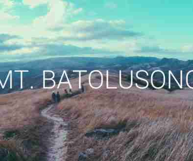 mt. batolusong sunrise hike
