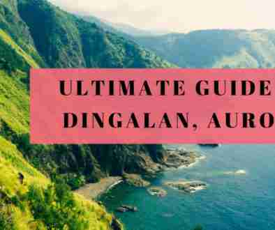 ultimate guide to dingalan aurora, tips and advices, what to see, and the budget